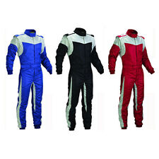 Go Kart Cordura Suit Blue-White-Red-White-Black  Mega Sale Unbeatable Price