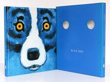 Blue Dog. Peintures de George RODRIGUE, Chêne - Hachette 1995. Relié. BEAU LIVRE