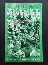 GURPS la segunda guerra mundial: Grim legiones-Steve Jackson Games-SJG01195 8010
