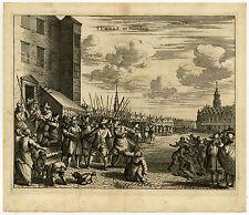 Antique Print-UPROAR-MIDDELBURG-Anonymous-c.1680