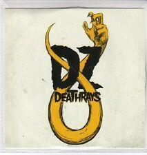 (ET211) DZ Deathrays, Gebbie Street - 2011 DJ CD