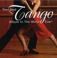 Import Album Tango Latin Music CDs