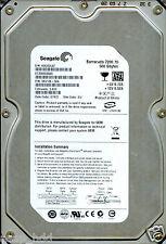 SEAGATE SATA 500GB  ST3500830AS,   9BJ136-566,   3.AFE,  SU,  6QG
