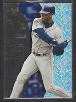 1998 SKYBOX E-X E-X2001 #10 KEN GRIFFEY JR GORGEOUS BASE CARD TOUGH TO FIND!