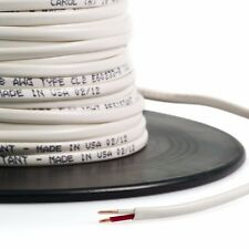 50 Feet of 20 AWG 2/C Type CL2 Carol Cable MFG# 05482-18-02