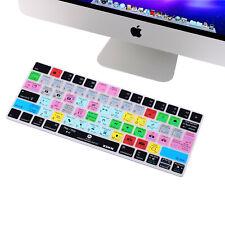 XSKN Premiere Pro CC Shortcuts Keyboard Cover for Magic Keyboard US/EU Layout