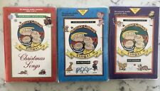 Family Circus Sings!- Christmas / On Vacation / At Home - NOS - Audio Cassettes