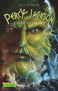Percy Jackson, Band 1: Percy Jackson - Diebe im Olymp vo...   Buch   Zustand gut