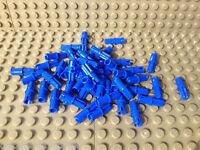 Lego® 50 x Technik Kreuz Verbinder Pin Pins blau NEU #43093 4206482
