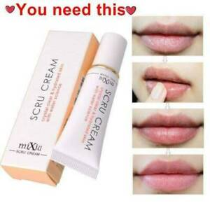 Valid Lip Scrub Removal Horniness Water Science Lips Exfoliating Scru Cream N9Z6