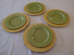 Williams-Sonoma Melamine Dinner and Salad/Dessert plates