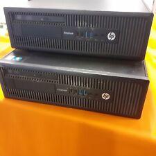 HP EliteDesk 800 G1 SFF C8N26AV Core i5-4570 3.2 Ghz 4GB 250GB no DVD no Sist Op