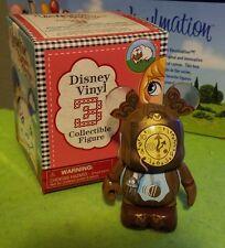 "DISNEY Vinylmation 3"" Park Set 1 Nursery Rhymes  Hickory Dickory Dock w/ Box"
