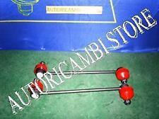 22310 - 2 BIELLETTE TIRANTE BARRA STABILIZZATRICE FORD GALAXY FINO AL 2006