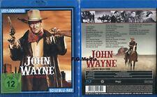 Blu Ray John Wayne Klassiker ü 1000 Minuten! Sammlung (Neu) RODEO, DESERT TRAIL
