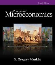 NEW USA STUDENT Edition! Principles of MICROECONOMICS by Mankiw 7th Ed.