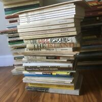 Lot Of 36 Robert Creeley Olson Poetry Corman Bukowski Kerouac Black Sparrow