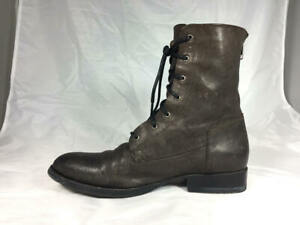 Fantastic Used $367 FRYE   Jamie  Artisan Lace Combat Boot   Women's Size 8 B