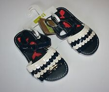 New Crazy 8 by Gymboree Fish Sandals Size 8 Girls Toddler NWT Shoes Sandal Shoe