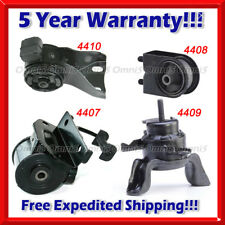 M375 Fits 2000-2006 Mazda MPV 2.5L 3.0L Engine Motor & Trans Mount Set 4pcs