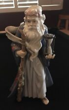 Vintage Lladro Father Time Inspiration Millennium Figurine #6696 With Box