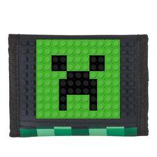 Creative Pixie Crew Mine Craft themed wallet