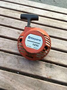 Husqvarna 125 petrol Strimmer / Brushcutter pull chord starter  used