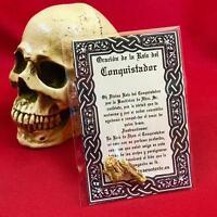 ⭐️ RAIZ JUAN EL CONQUISTADO CON ORACION ⭐️SANTERIA RITUAL SPELL