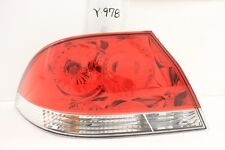 NEW MITSUBISHI LANCER TAIL LIGHT LAMP TAILLIGHT 04 05 06 07 ES LS LH OEM NICE