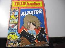 TELE JUNIOR N° 35 - 1980 - ALBATOR GOLDORAK SPIDERMAN