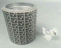 Swarovski Crystal Figurine Hen W/ Box Lot#JJ