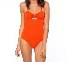 Freya Spirit Classic Bikini Brief Pant 3904 Flame Orange New Womens Swimwear