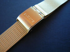 SWATCH  x LADY o IRONY LADY HOMMAGES - YSG107M - 1999 - NEW MILANESE strap band