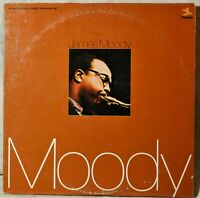 James Moody S/T Self-Titled 2-LP NM Vinyl Jazz Last Train from Overbrook Best of