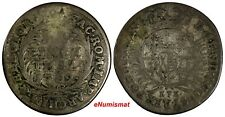 German States SAXONY-ALBERTINE Friedrich August I 1702 EPH 1/12 Thaler KM# 683