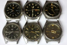 Lot of Seiko 7009 automatic mens watches for parts - Nr. 138755