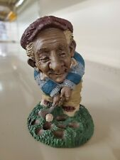 Lee Sievers Gnome (Tom Clark) Cairn Ed 33 Digger Golf gnome