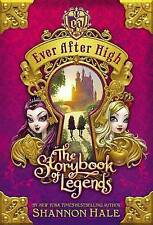 Ever After High: The Storybook of Legends-ExLibrary