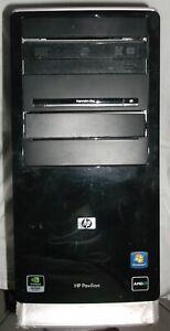 HP DESKTOP TOWER PAVILION WINDOWS 10 AMD SEMPRON AS-IS PARTS PC COMPUTER REPAIR