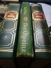 karl may Bücher 1954 gedruckt