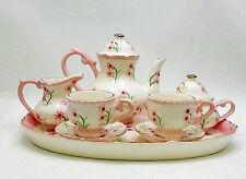 "CHILDREN'S TEA SET -  ""CANTERBURY GARDEN"" CHILDRENS TEA SET"