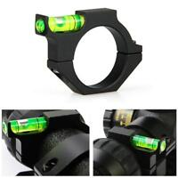 SPIRIT LEVEL GUN RIFLE AIRSOLT BOLT ON AIR GUN LEVEL BUBBLE MOUNT
