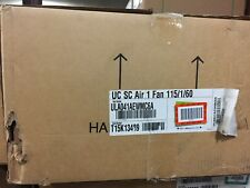 Overstock Heatcraft slim contour evaporator air defrost 115 ec mtr Ula041Aewmc6A