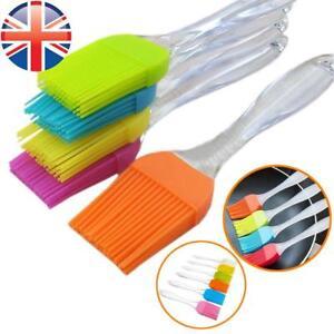 *UK Seller* 1~4X Silicone BBQ Brush Baking Basting Pastry Cooking Utensil