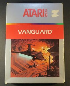 Original 1982 Vanguard Atari 2600 Video Game New Still Sealed RARE