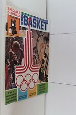 Rivista  SUPER BASKET anno 1980 supplemento numero 27