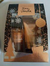 Victoria's Secret BARE VANILLA Holiday Gift Set Mini Fragrance Mist & Lotion NEW