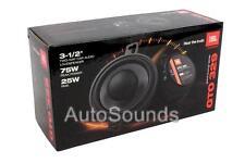 "JBL GTO329 Grand Touring Series 150 Watt 3.5"" 2-Way Coaxial Car Speakers 3-1/2"""