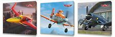 Disney Planes set of Three Wall / Plaques canvas pictures