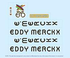 Eddy Merckx Bicycle Decals-Transfers-Stickers #5